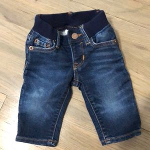 Baby gap jeans 0-3 months